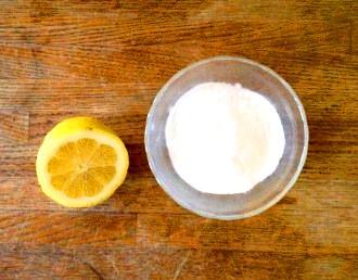lamaia cu bicarbonat